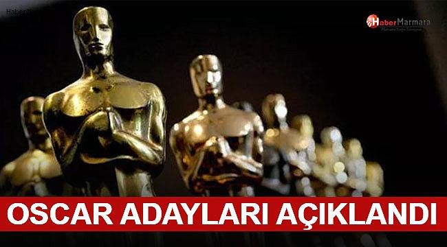 2020 Oscar Adayları Belli Oldu!