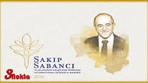 2020 Sakıp Sabancı Uluslararası Araştırma Ödülü Sahibini Buluyor