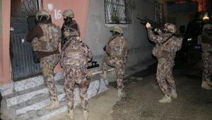 Adana merkezli 5 ilde torbacı operasyonu