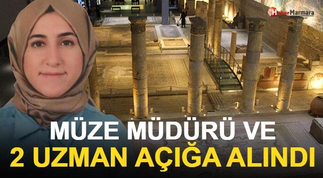 Arkeolog Merve'nin İntiharıyla İlgili Müze Müdürü ve 2 Uzman Açığa Alındı