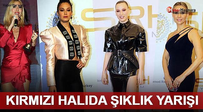Ayaklı Gazete TV Yıldızları Ödülleri Sahiplerini Buldu! Şıklık Yarışı Yaşandı