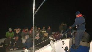 Aydın'da 2 ayrı operasyonda 46 düzensiz göçmen Yakalandı