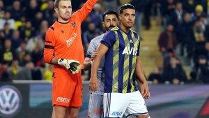 Başakşehir'in kalecileri Fenerbahçe'den