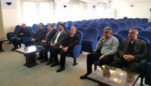 Belarus Ankara Büyükelçiliğinden KATSO'ya ziyaret