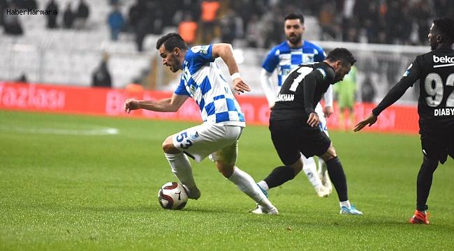 Beşiktaş 2 - 3 BB Erzurumspor