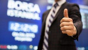 Borsa ilk yarıda rekorlara devam etti