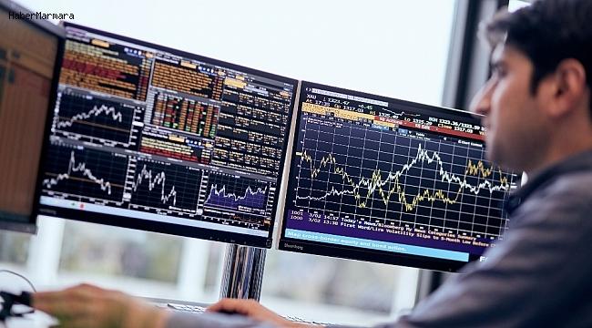 Borsa kapanış rekoru kırdı