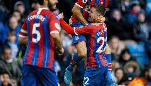Cenk Tosun, Crystal Palace formasıyla ilk golünü attı