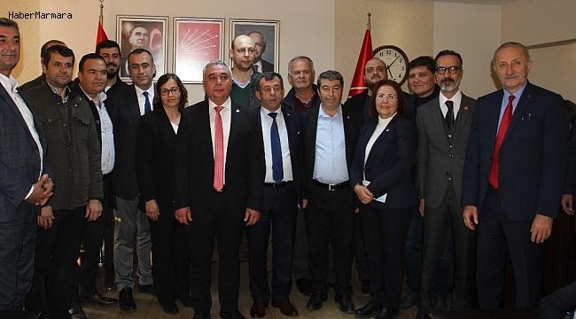 CHP İl Başkanı Ali Çankır: Güçlü bir kadro ile yönetime adayım