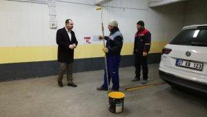 Çok katlı otoparkın işletmesini Tosya Belediyesi yapacak