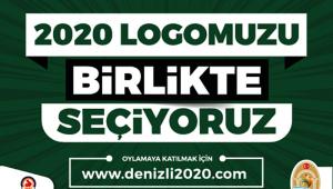 Denizlililer 2020 logosunu seçiyor