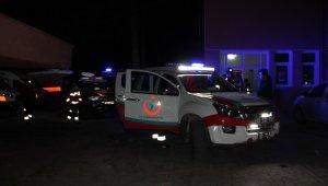 Deprem bölgesine Amasya'dan destek personeli gönderildi.