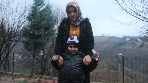 """Eğitimle 3 buçuk yıl sonra konuşan Poyraz'ın ilk kelimesi """"Anne"""" oldu"""