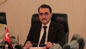 Enerji ve Tabii Kaynaklar Bakanı Dönmez:
