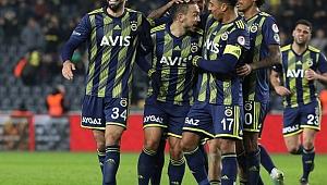Fenerbahçe: 2 - Kayserispor: 0