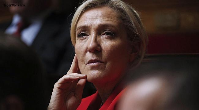 """Fransa'da aşırı sağcı partinin lideri Le Pen: """"2022'de aday olacağım"""""""