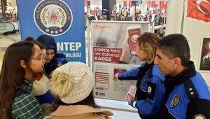 Gaziantep'te şiddet gören kadın tek tuşla polise ulaşacak
