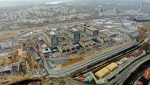 Başakşehir Şehir Hastanesi'ne Ulaşacak Yolun İnşaatı Durdu