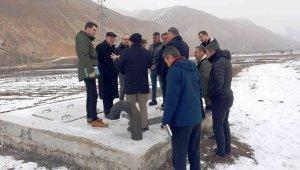 İçme suyu arıtma tesisi için ön fizibilite çalışmaları başladı
