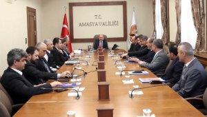 İl Güvenlik ve Asayiş Koordinasyon Toplantısı