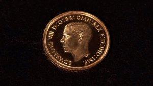 İngiltere tarihinin en pahalı 1 poundu satıldı