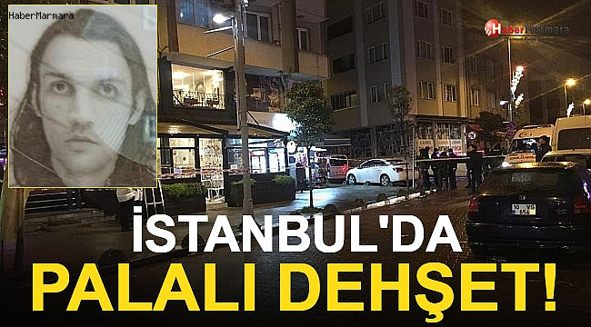 İstanbul'da Palalı Dehşet!