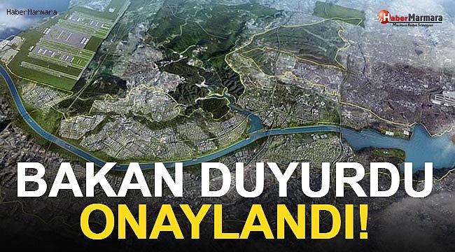 Kanal İstanbul'da Kritik Gelişme! Onaylandı