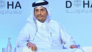 Katar Dışişleri Bakanı El-Sani, yarın Irak'ı ziyaret edecek