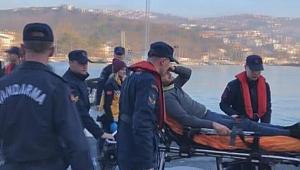 Kilyos Açıklarında Batan Tekneden Acı Haber!