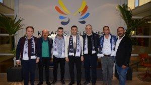Kuşadası Gençlikspor için güç birliği
