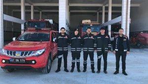 Mardin Büyükşehir Belediyesi arama kurtarma ekibi Elazığ'a gitti