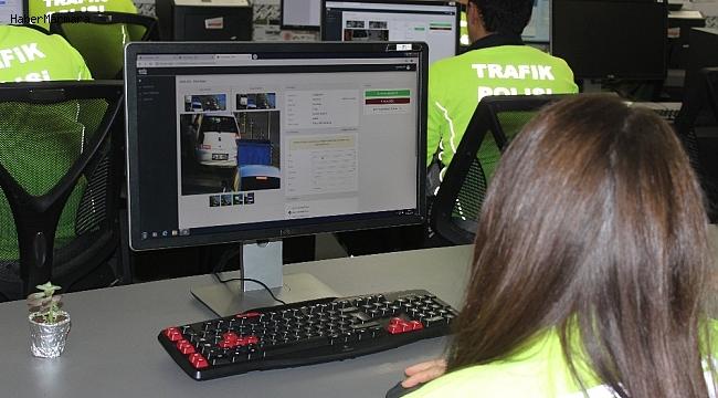 Megakentin sürücüleri 455 EDS kamerasıyla izleniyor