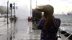 Meteoroloji'den Pazar Günü Uyarısı!