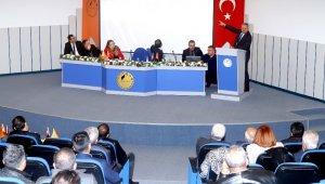 """MTSOB Başkanı Tekli: """"Hedefimiz 40 bin istihdam"""""""