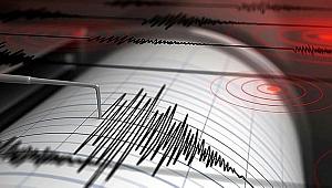 Muğla'da Korkutan Deprem!