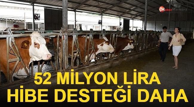 Müjde Geldi: 52 Milyon Lira Hibe Desteği Daha!