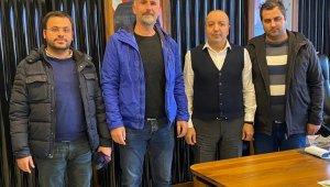 Pınarbaşı'da GES projesi'nin kabulü yapıldı