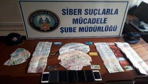 Polis, Kars merkezli 5 ilde 23 adrese operasyon düzenledi