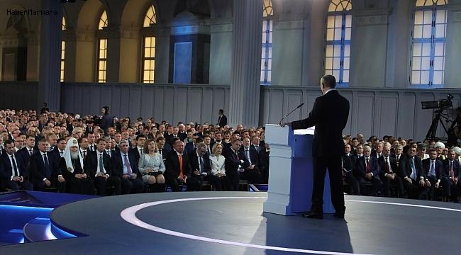 Putin, anayasa değişikliği için referandum talep etti