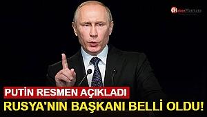 Putin Resmen Açıkladı! Rusya'nın Yeni Başbakanı Belli Oldu