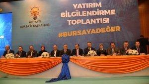 """""""Bursa'nın Ankara'da çok iyi lobisi var"""""""