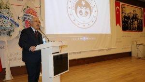 """Sivas'ta """"Siber Güvenlik Kümelenmelerinin Önemi"""" paneli"""