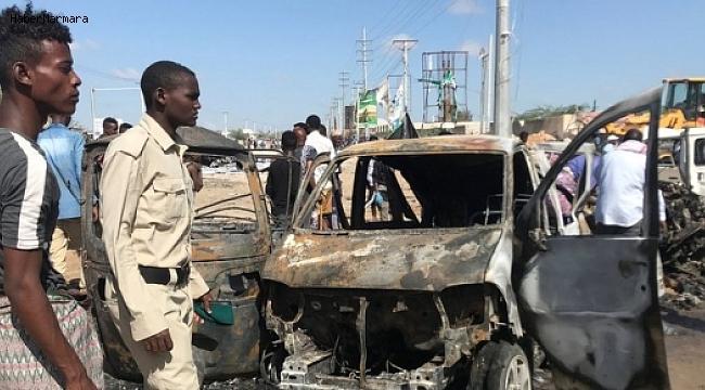 Somali'de Türklere Bombalı Saldırı!