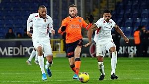 Süper Lig: Başakşehir: 3 - Gençlerbirliği: 1