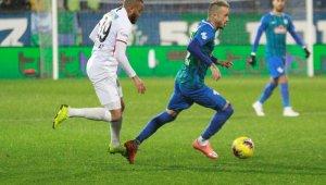 Süper Lig: Çaykur Rizespor: 2 - Gençlerbirliği: 0