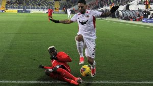 Süper Lig: Gençlerbirliği: 0 - Gaziantep FK: 0