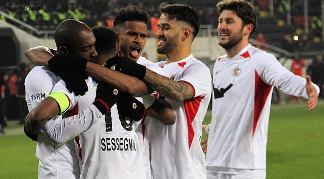 Süper Lig: Gençlerbirliği: 1 - Gaziantep FK: 0