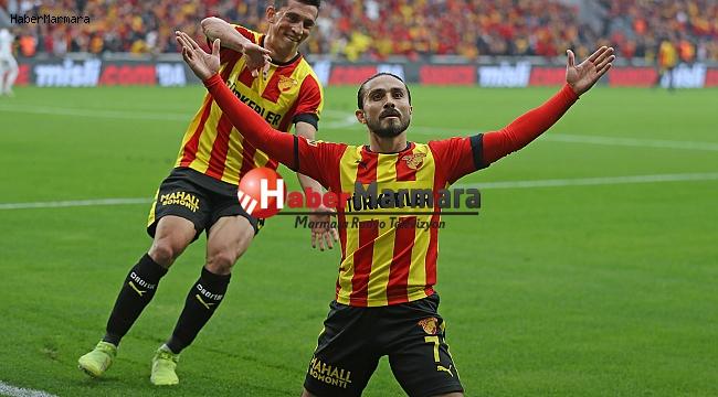 Süper Lig: Göztepe: 2 - Beşiktaş: 1