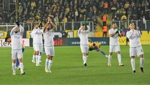 Süper Lig: MKE Ankaragücü: 0 - İttifak Holding Konyaspor: 1