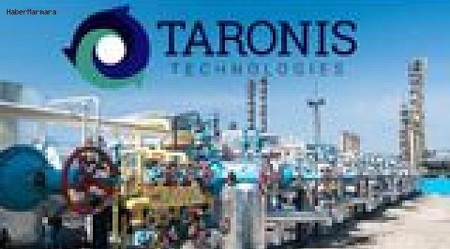 Taronis Techonologies Türkiye Yatırımı